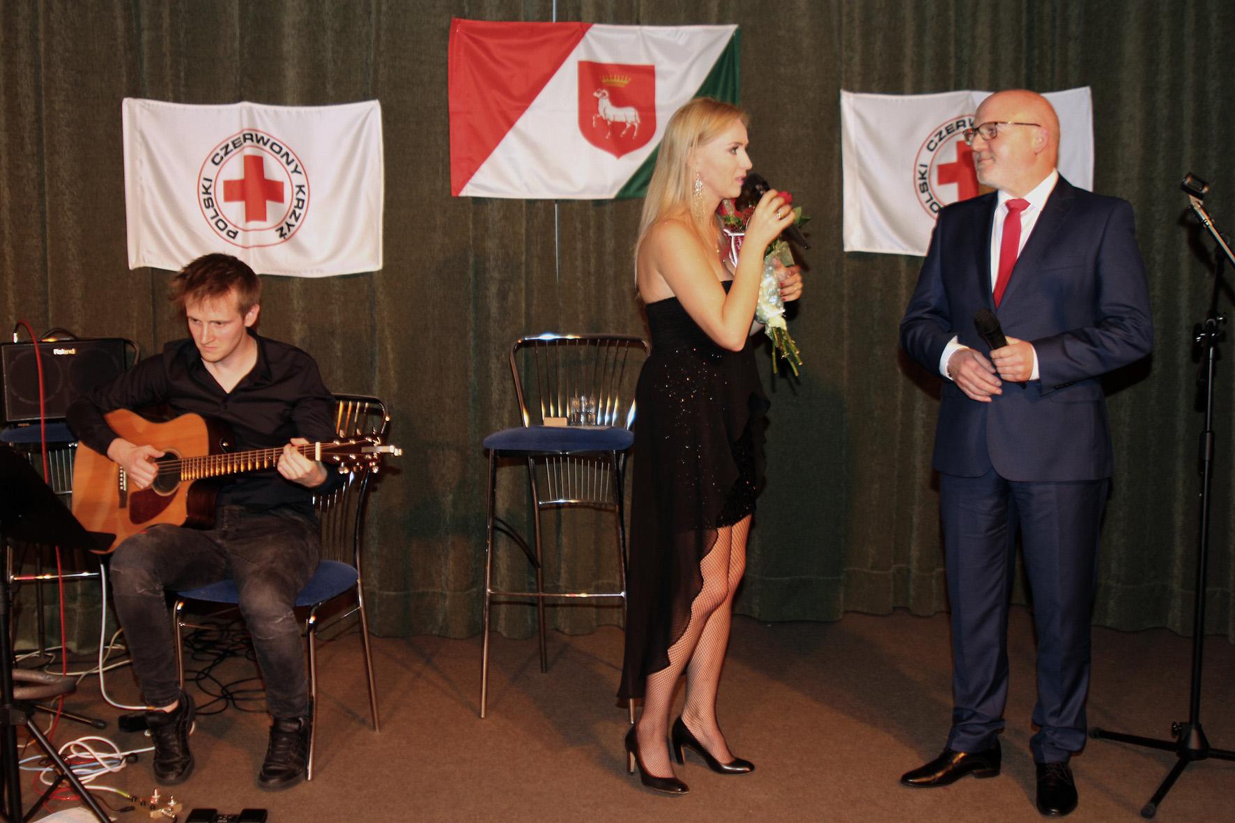 19 października 2019r. – koncert promujący honorowe krwiodawstwo naterenie gminy Karczew (fot.Leszek Kasprzak)